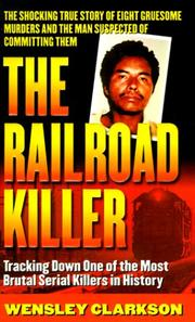Cover of: The railroad killer