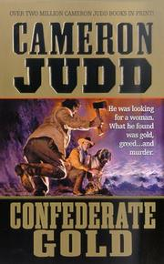 Cover of: Confederate Gold | Cameron Judd