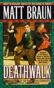 Cover of: Deathwalk