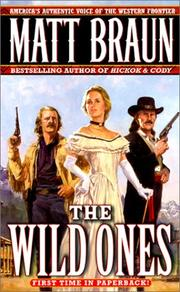 Cover of: The wild ones
