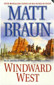 Cover of: Windward West (Brannocks 2)