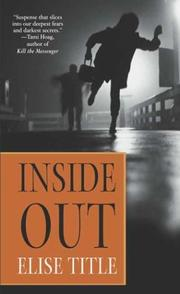 Cover of: Inside Out (A Natalie Price Mystery)