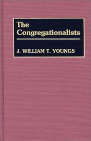 Cover of: The congregationalists
