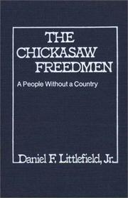 Cover of: The Chickasaw freedmen
