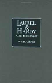 Cover of: Laurel & Hardy: a bio-bibliography