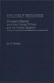 Cover of: Unlikely heroines