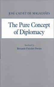 Cover of: The pure concept of diplomacy