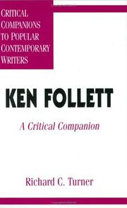 Cover of: Ken Follett | Richard Charles Turner