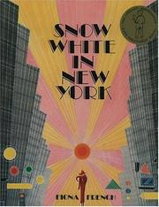 Cover of: Snow White in New York
