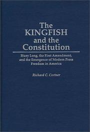 Cover of: The Kingfish and the Constitution