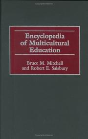 Cover of: Encyclopedia of multicultural education