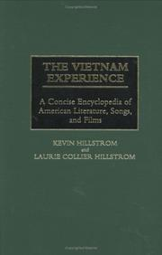 Cover of: The Vietnam experience: a concise encyclopedia of American literature, songs, and films