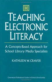 Cover of: Teaching electronic literacy