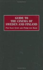Cover of: Guide to the cinema of Sweden and Finland