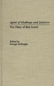 Cover of: Agent of challenge and defiance |