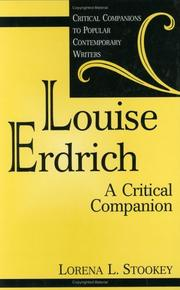 Cover of: Louise Erdrich