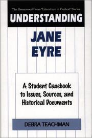 Cover of: Understanding Jane Eyre
