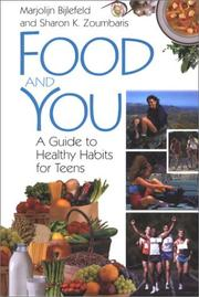 Cover of: Food and you |