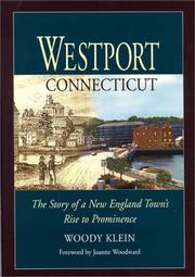 Cover of: Westport, Connecticut