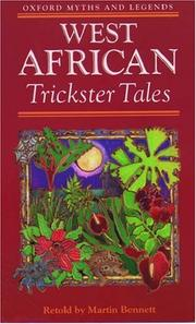 Cover of: West African trickster tales