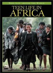 Cover of: Teen Life in Africa (Teen Life around the World)