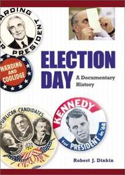 Cover of: Election Day