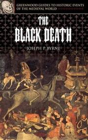 Cover of: The Black Death | Joseph P. Byrne