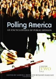 Cover of: Polling America | Samuel J. Best