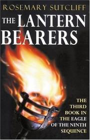 Cover of: The Lantern Bearers (Oxford Children's Modern Classics: Eagle of the Ninth)