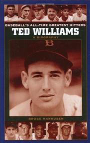 Cover of: Ted Williams