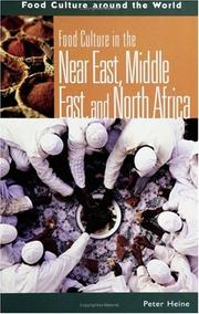 Cover of: Food Culture in the Near East, Middle East, and North Africa