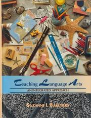 Cover of: Teaching language arts: an integrated approach