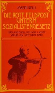 Die rote Feldpost unterm Socialistengesetz.