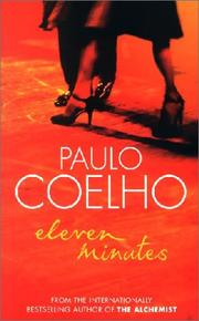 Cover of: Eleven Minutes by Paulo Coelho