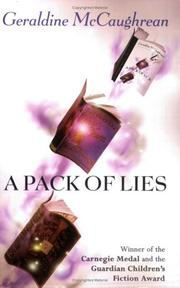 Cover of: A Pack of Lies