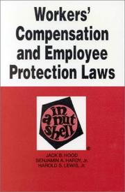 Cover of: Workers' compensation and employee protection laws
