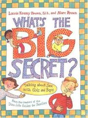 Cover of: What's the Big Secret?