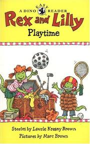 Cover of: Rex and Lilly Playtime