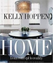 Cover of: Kelly Hoppen Home