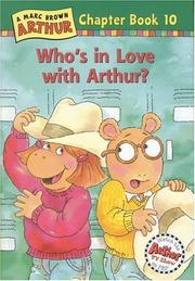Cover of: Who's in Love with Arthur?