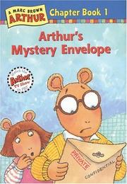 Cover of: Arthur's Mystery Envelope by Marc Tolon Brown