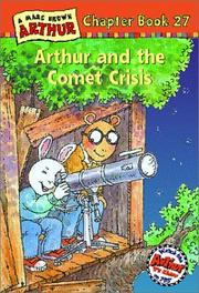 Arthur and the Comet Crisis by Marc Tolon Brown