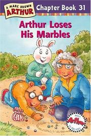 Cover of: Arthur Loses His Marbles | Marc Tolon Brown