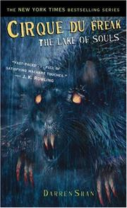 Cover of: Cirque Du Freak #10: The Lake of Souls: Book 10 in the Saga of Darren Shan (Cirque Du Freak: the Saga of Darren Shan