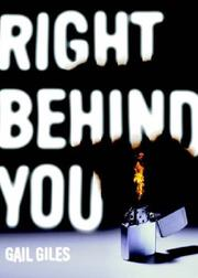 Cover of: Right Behind You