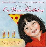 Cover of: Every Year on Your Birthday