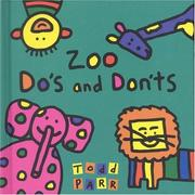 Cover of: Zoo do's and don'ts