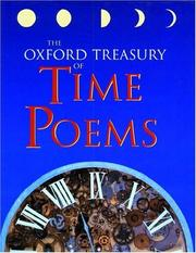 Cover of: The Oxford treasury of time poems