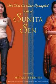 Cover of: The Sunita experiment by Mitali Perkins