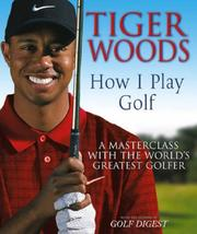 Cover of: Tiger Woods